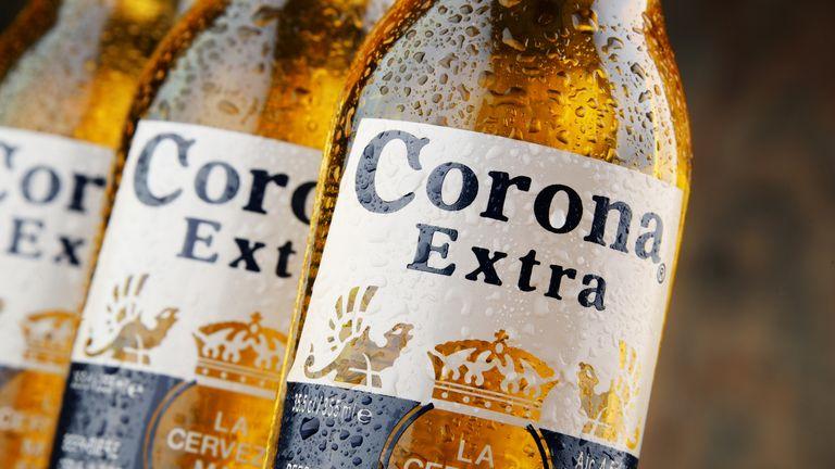 和冠状病毒重名,著名墨西哥制酒商科罗娜啤酒停止生产