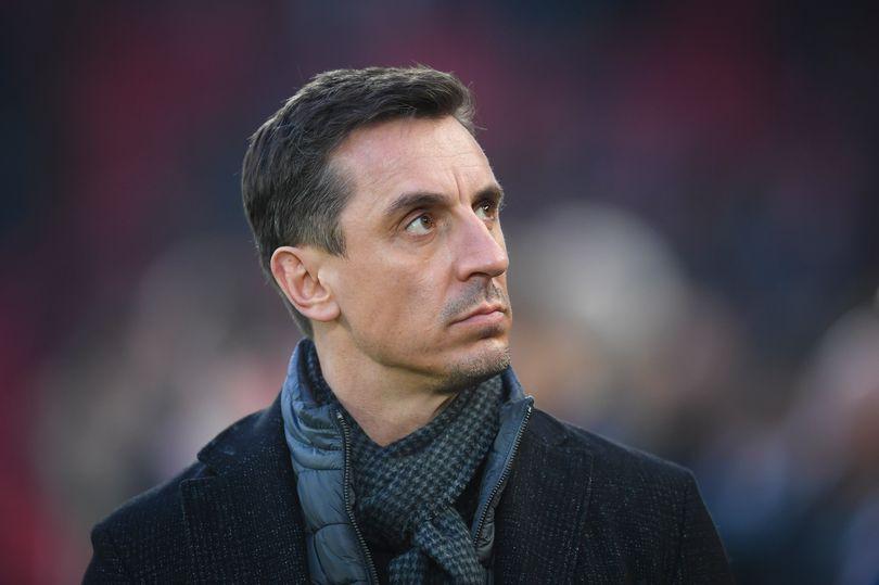 内维尔:如果当年被迫离开曼联,我不会选择曼城、利物浦