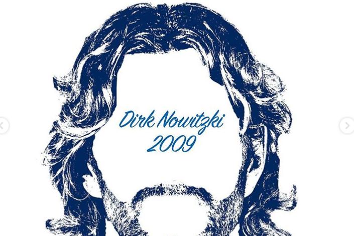 继续来选!独行侠Ins更新诺维茨基2005-2010年的发型
