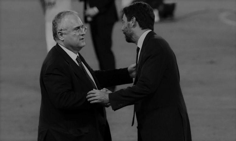 都体:洛蒂托因附和尤文的减薪办法,向阿涅利拍手称誉