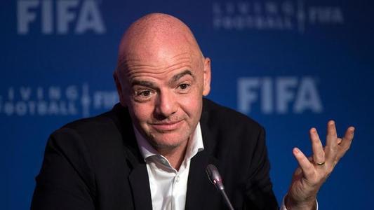 欧冠-因凡蒂诺:健康要放首位,只要有风险就不会重启足球比赛