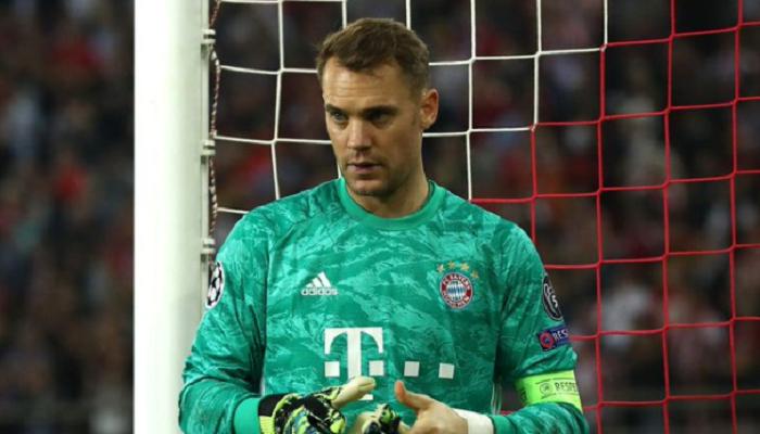 图片报:诺伊尔担心拜仁给努贝尔出场时间保证