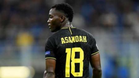 加纳媒体:阿萨莫阿赛季竣事将脱离国米,加盟费内巴切