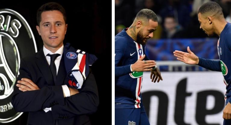 埃雷拉:内马尔专注于巴黎,他把球队全部成员团结一致在一起
