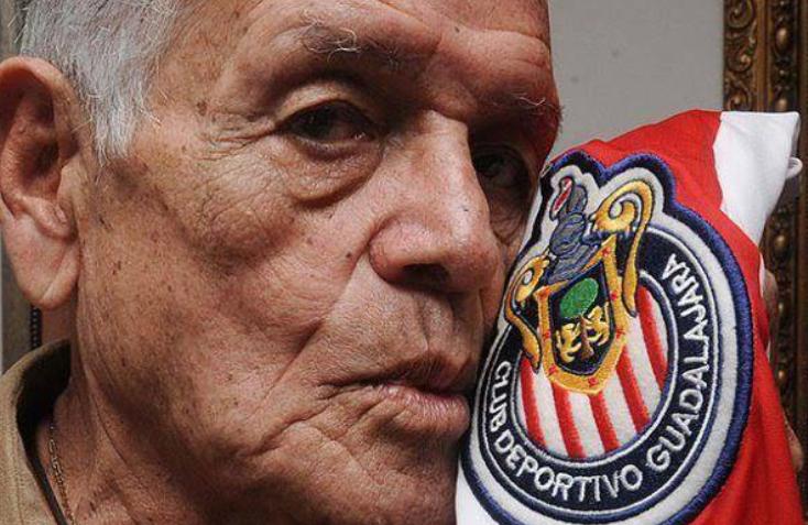 荣耀-哀悼!小豌豆祖父墨西哥传奇球星巴尔扎卡去世,享年89岁