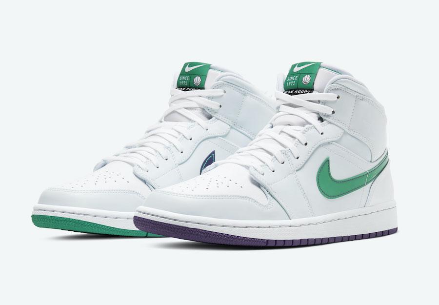 东契奇Jordan首款个人战靴将于当地时间本周四正式发售