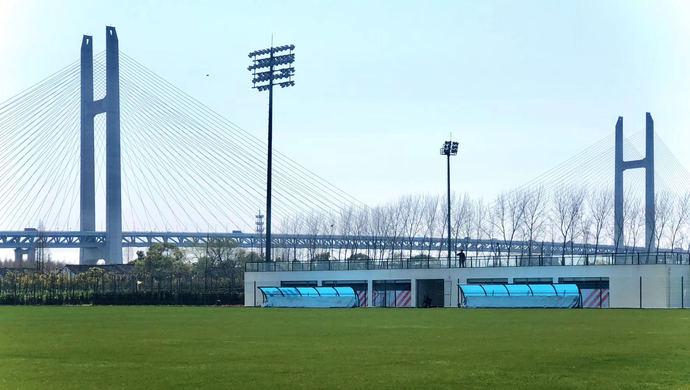 揭秘国足上海集训场地:世俱杯备选训练场,硬件达世界级