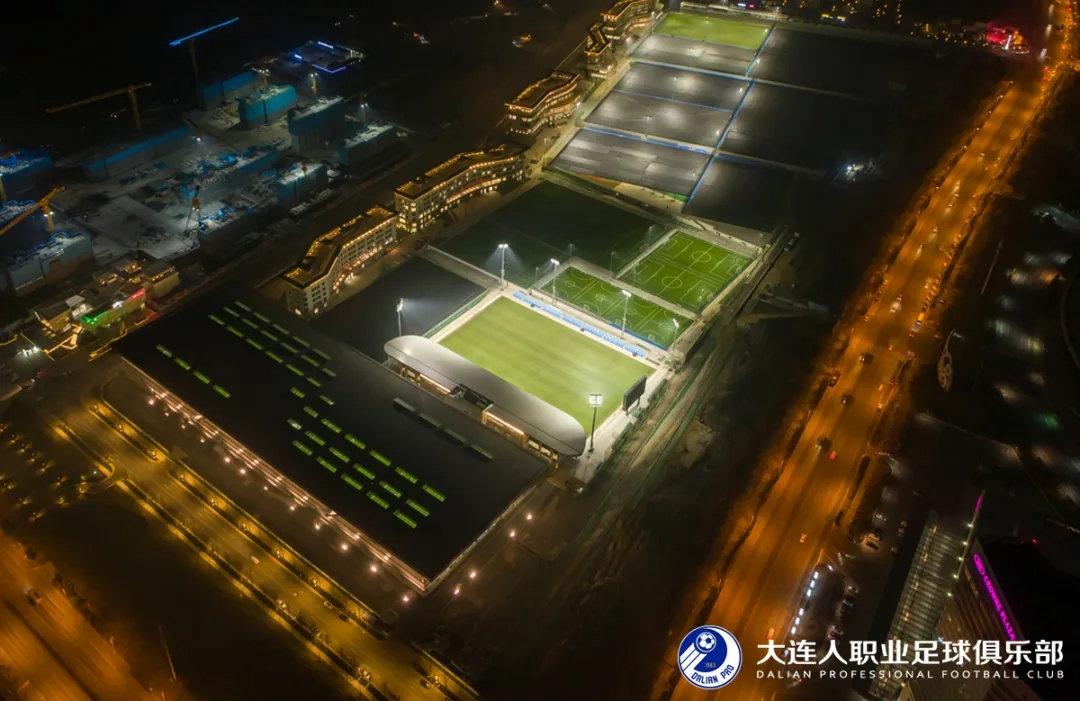 大连足球青训基地获得FIFA认证,超高配置看齐国际一流