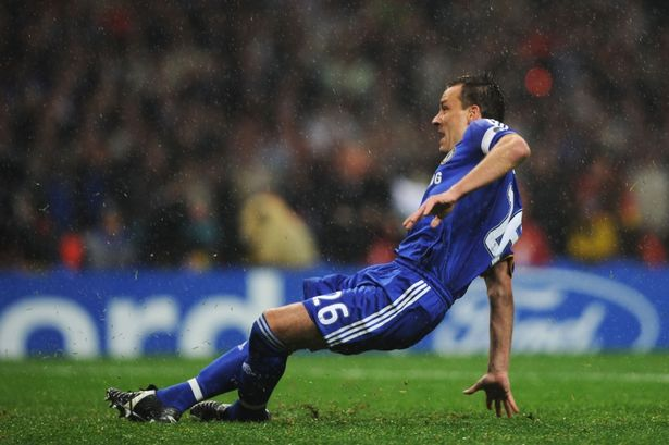 特里忆08年欧冠失点:我本来想着踢个勺子