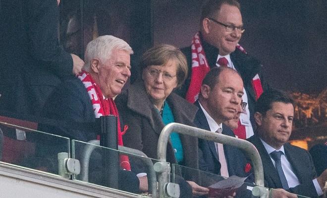 德媒:默克尔并未宣布德甲复赛时间,最早时间5月16日