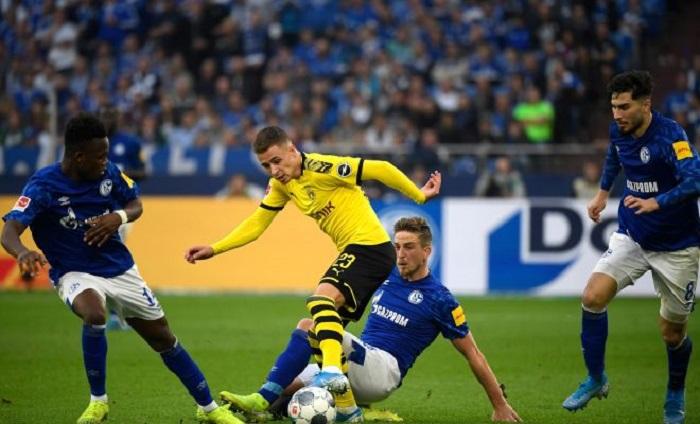 西德汇报:德甲最早5月15日复赛,鲁尔德比将率先进行