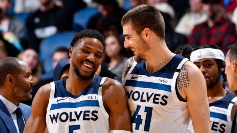 森林狼总裁谈比斯利与埃尔南戈麦斯:想让他们终老森林狼