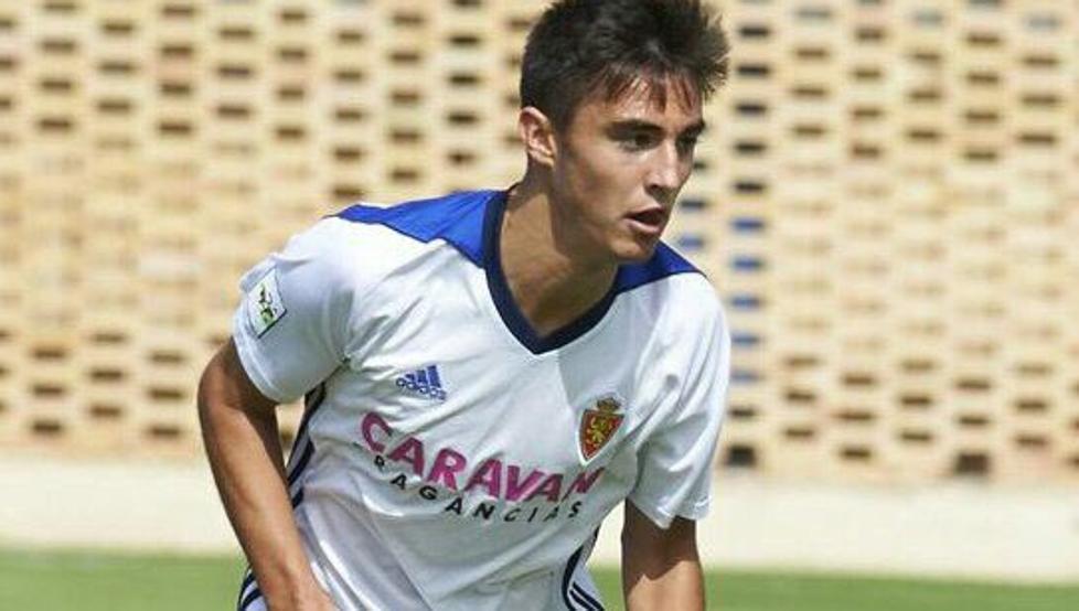 当地媒体:马竞免签萨拉戈萨19岁边锋弗森,双方签约3年