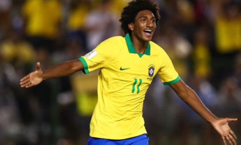 巴西媒体:利物浦有意瓦斯科达伽马17岁前锋马尼奥