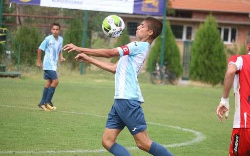 国米尤文争夺16岁保加利亚后防新星科斯托夫,已经报价