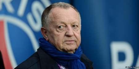 里昂主席:不明白为何其他国家能复赛,法国要竣事本赛季