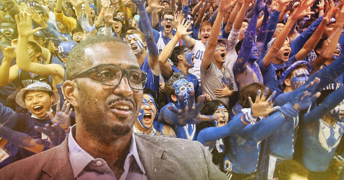 拉希姆:G联赛不存在与NCAA冲突,孩子理应自己能做选择