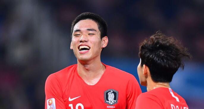 韩国新星吴世勋:金信煜是我的偶像,我看他踢球长大的