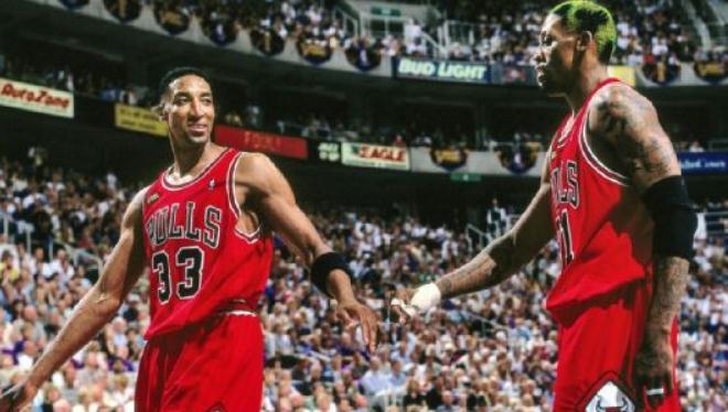 罗德曼:即使勒布朗在90年代打球,皮蓬仍是乔丹后第二出色