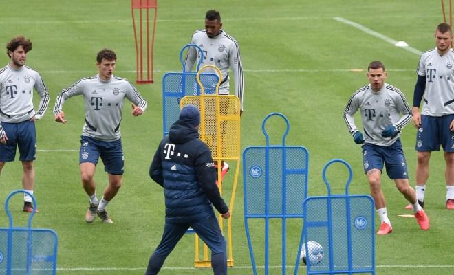 图片报:拜仁踢完柏林联后,将允许球员回家