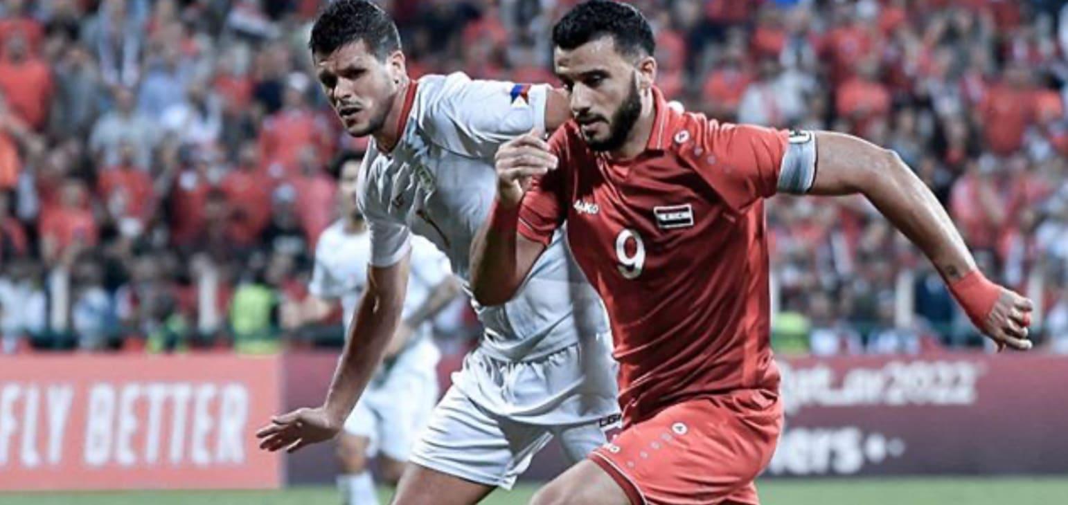 叙利亚索玛:我们成绩出色因球员为国家拿出了最佳表现