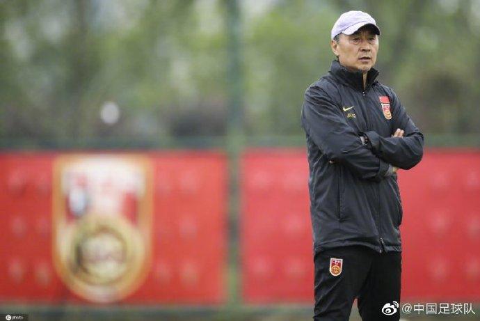 贾秀全:中国女足取得诸多进步,将与男足梯队踢练习赛