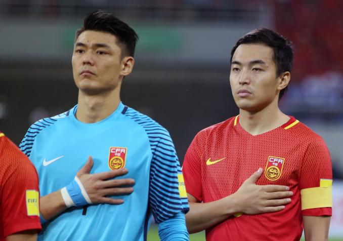 多图流:从国家队到俱乐部,曾诚与冯潇霆之间的兄弟情