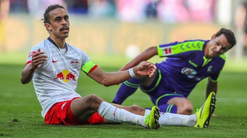 后程乏力难争冠!莱比锡近8轮仅两胜跌至德甲第4