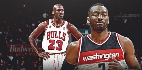 沃尔:乔丹能在当今NBA场均45分,他就是历史最佳球员