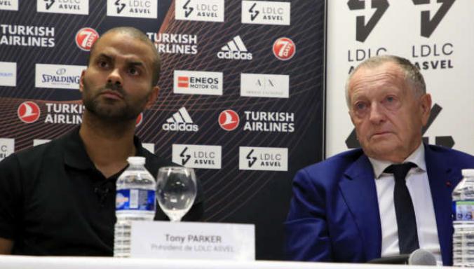 托尼-帕克:由于新冠疫情,我的球队损失了约300万欧元