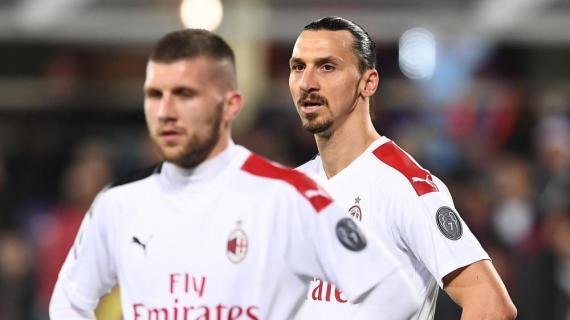 意媒:不只是博洛尼亚对伊布感兴趣,佛罗伦萨也想签下他