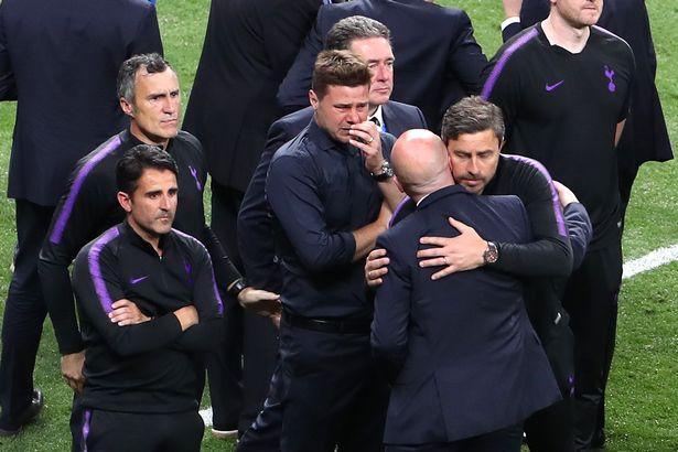 波切蒂诺:欧冠决赛失利让我哭成泪人;理解瓜帅的丧母之痛