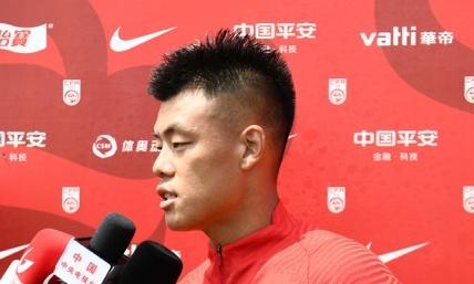 谭龙:没想到能梅开二度,希望以后为国家队进更多球