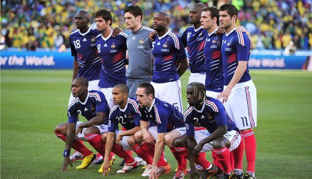 戈武谈法国队兵败南非世界杯:队友不听教练指挥让我恶心