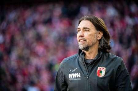 奥格斯堡本赛季联赛4次直接任意球破门,冠绝德甲