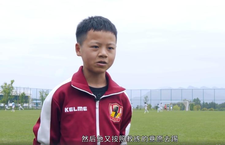 追梦足球少年受邀前往恒丰青训基地公司动态,体验队员训练生活