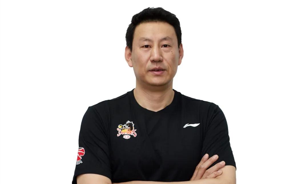 李楠出任江苏肯帝亚篮球俱乐部顾问