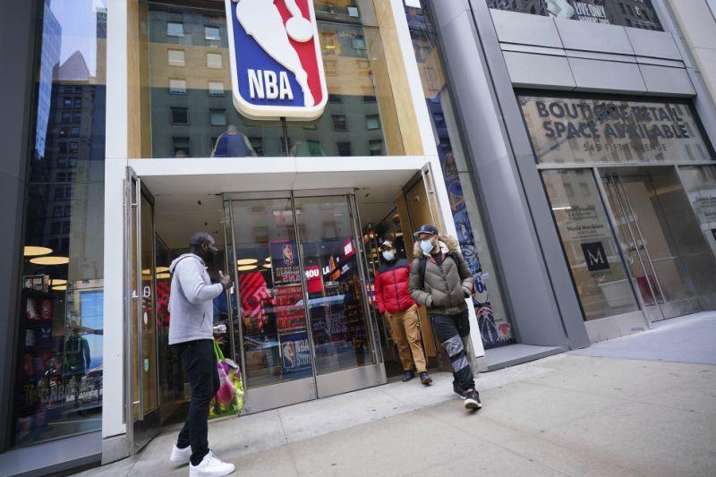 纽约第五大道NBA官方店所在大厦业主起诉NBA拖欠房租