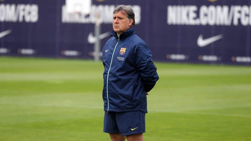 马蒂诺:执教巴萨的一年,是我教练生涯里最糟糕的一年  足球话题区