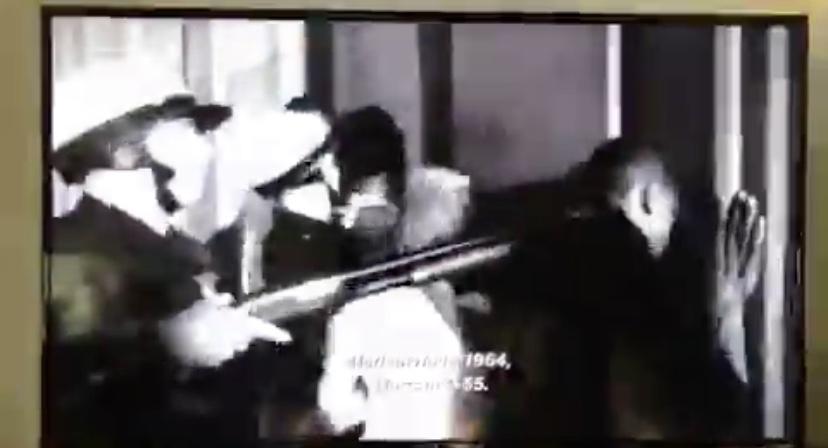 詹姆斯社媒转发黑人民权运动纪录片片段:事实