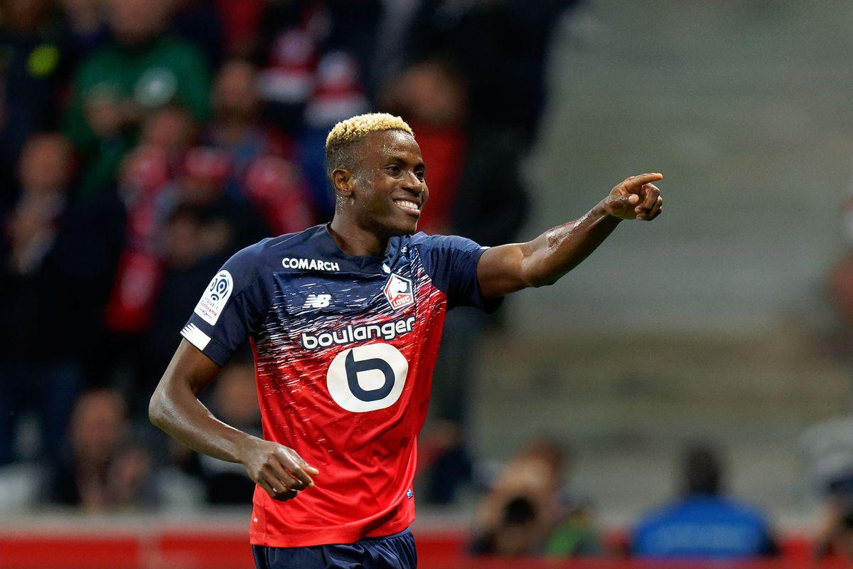 法甲最佳非洲球员候选名单出炉:奥斯梅恩尼昂盖伊在列