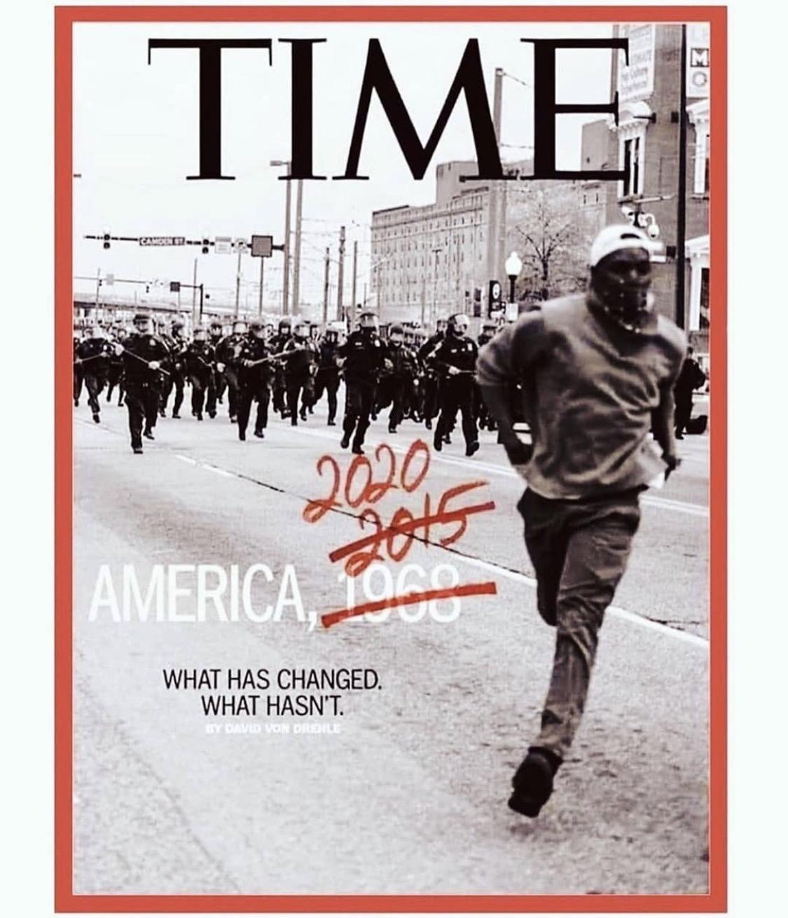 詹姆斯妻子转发《时代》封面:我无法接受