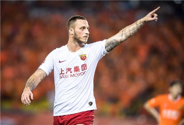 阿瑙托维奇自曝即将回到中国:快要回上海了!