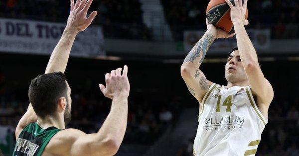 阿根廷前锋加布里埃尔-戴克有望登陆NBA,两支球队感兴趣