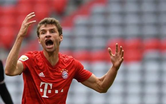 比埃尔霍夫:为穆勒的状态高兴,但他不太可能回到德国队了