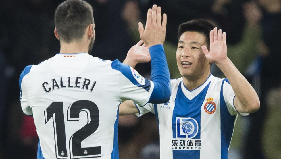 世体:西班牙人下午1点比赛造福中国观众,但却没赢过