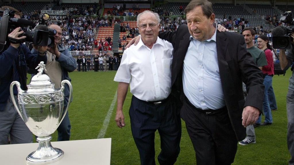 欧塞尔前主席哈默尔去世,任期内球队从法丁到法甲冠军