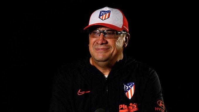 布尔戈斯:我将永记马竞人对我的爱,足球会让我们重聚