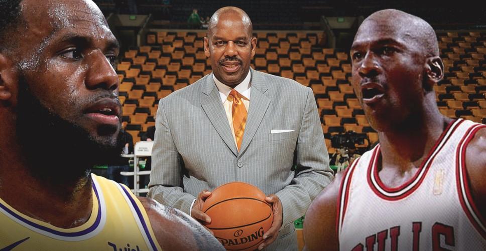 马克斯韦尔:詹姆斯现在是GOAT,这不仅要看篮球方面