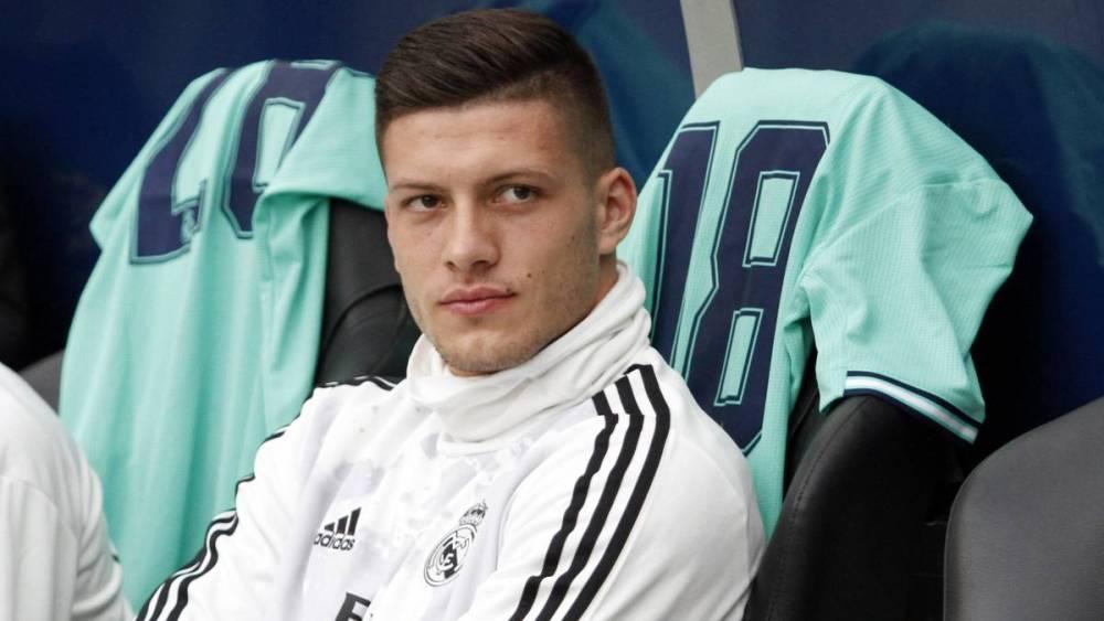 阿斯:约维奇身价暴跌至3200万欧,仅为加盟皇马时的一半  足球话题区